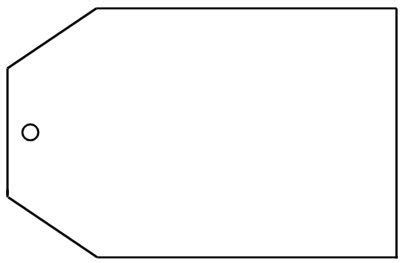 luggage tag escort card template advice cards  guest