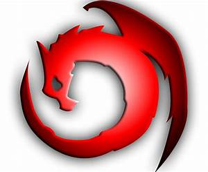 Red Dragon Logo by Leocadia-Osiris on DeviantArt