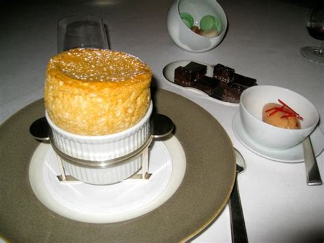 Dessert Ai Cioccolati  Picture Of Alain Ducasse At The