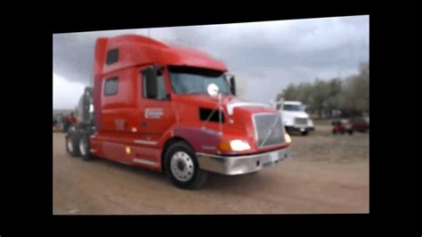volvo semi truck for sale by 2003 volvo vnl semi truck for sale sold at auction ma