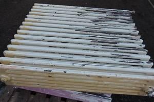 Peinture Pour Radiateur En Fonte : peinture de finition sur radiateur fonte sablage ~ Premium-room.com Idées de Décoration