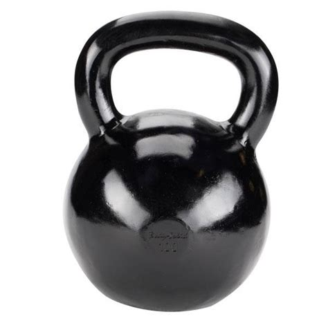 kettlebell kb100 lb iron kettlebells body weight solid strength training pound pounds fitness lbs cast fitnessfactory