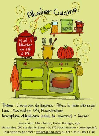affiche atelier cuisine mon book abracadacam com