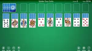 spider solitaire collection free for windows 8 and 8 1