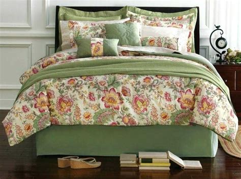 Comforter And Curtains Set