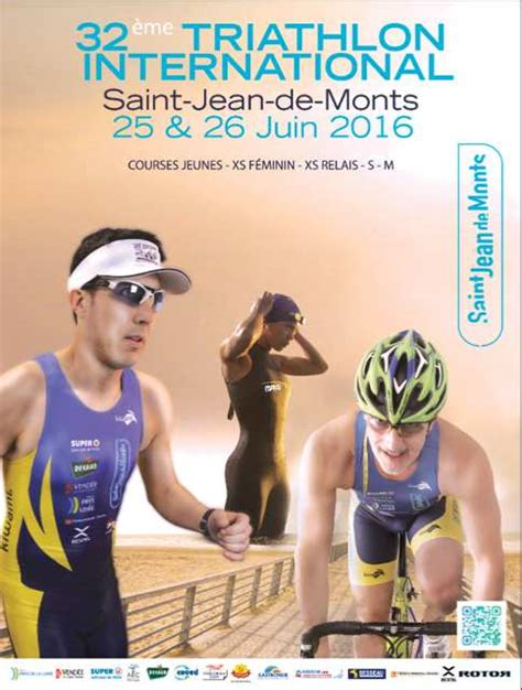 triathlon international j 1 avant changement de tarifs st jean de monts vend 233 e triathlon