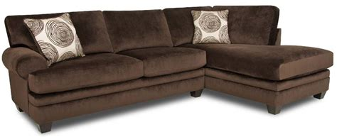 albany  transitional sectional sofa  chaise