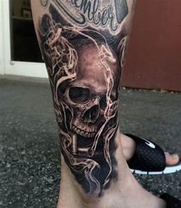 100 Awesome Skull Tattoo Designs | Tattoo designs, Tattoo ...