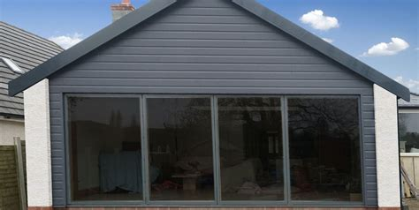Upvc Exterior Shiplap Cladding by Image Result For Grey Upvc Weatherboard Cladding