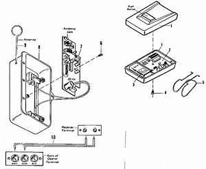 Craftsman 139664983 Garage Door Opener Parts
