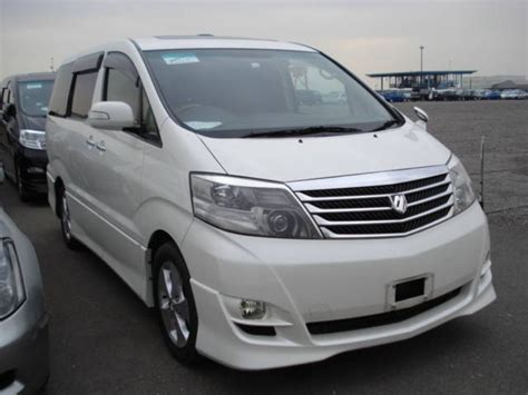 Toyota Alphard Picture by 2006 Toyota Alphard Images