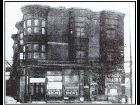 H H. Holmes Murder Castle Chicago