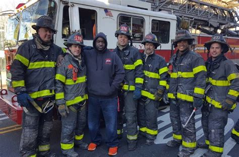 FDNY Crews Deploy Ropes for Two Rescues at Two Fires ...