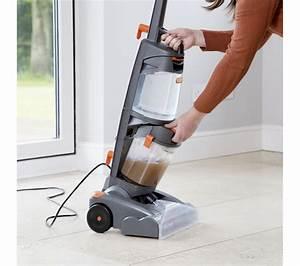 Buy VAX W86-DP-B Dual Power Upright Carpet Cleaner - Grey ...
