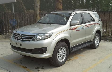 Toyota Fortuner Photo by Toyota Fortuner New Model Images Photos Gallery