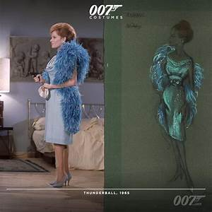 "James Bond on Twitter: ""Luciana Paluzzi (Fiona) in ..."