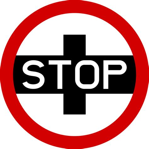 Sign In by File Stop Sign In Svg Simple