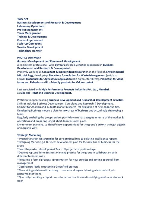 Supervisor Resume Exles 2012 by Amain Best Cv Writing Services India Talent