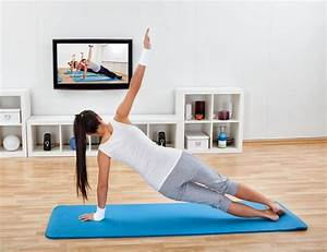 Yoga At Home : 5 creative ideas for creating a home gym in a small space ~ Orissabook.com Haus und Dekorationen