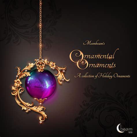 moonbeamart ornamental ornaments showcase wedding