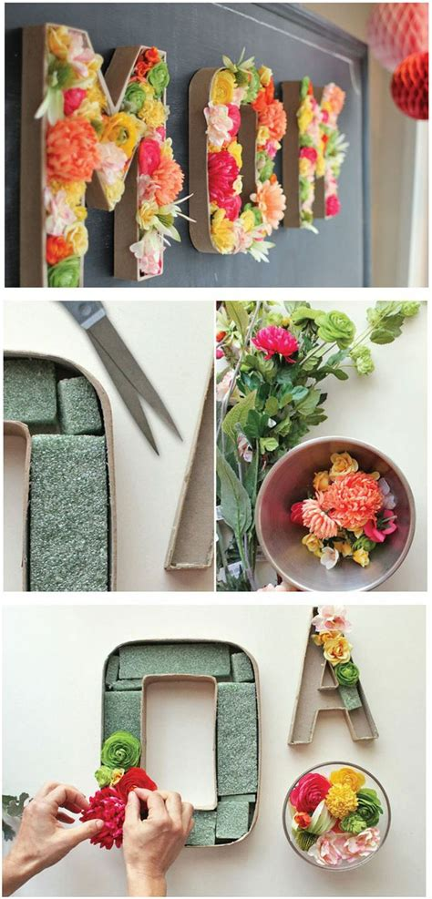 ways  decorate  home  paper crafts