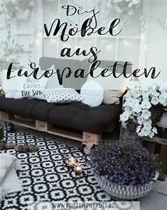 Balkonmöbel Dänisches Bettenlager : diy m bel aus paletten selber machen balkonm bel selber bauen ideen von boho and nordic ~ Eleganceandgraceweddings.com Haus und Dekorationen