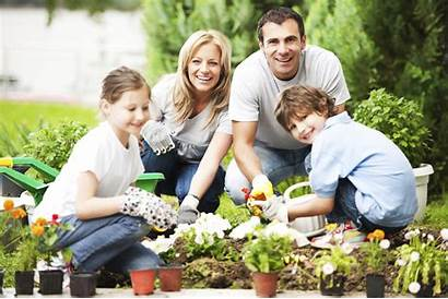 Gardening Garden Outdoor Portrait Plants Fun Together