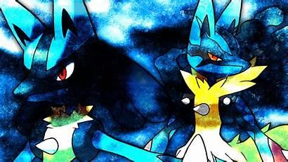 Lucario Pokemon Backgrounds