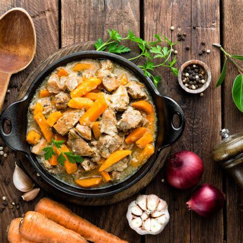 recette saute de dinde aux carottes
