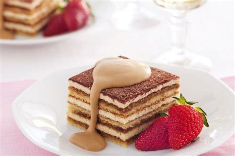 Rumble — this dessert is a classic of italian cuisine, where it mixes the flavor of coffee, cocoa and. Tiramisu with strawberries and coffee cream