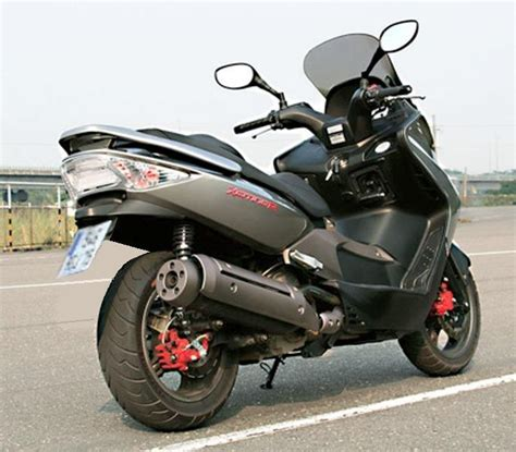 Kymco Xciting 400i Modification by Kymco Xciting Ri Best Photos And Information Of Modification