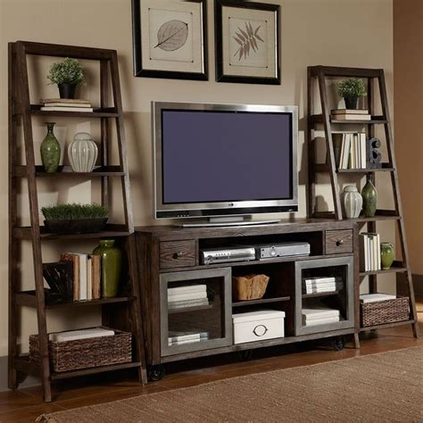 Matching Bookshelves by 50 Inspirations Tv Stands With Matching Bookcases Tv