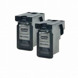 High Quality 2PK PG-240XL Ink Cartridges for Canon PIXMA ...