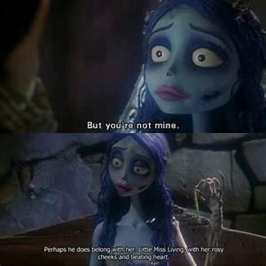 Corpse bride 20... Corpse Bride Movie Quotes