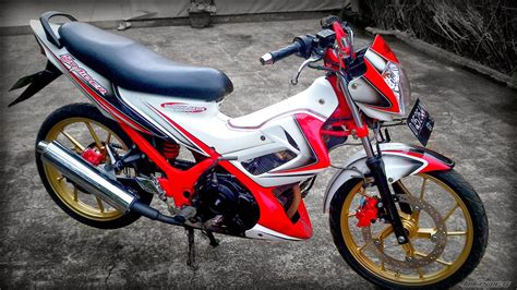 Modifikasi Satria F by Pengertianmodifikasi Modifikasi Fu 2014 Images