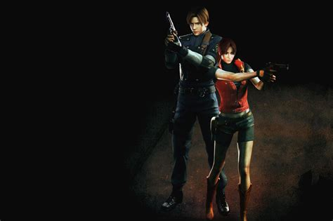 Resident Evil Revelations 2 Wallpaper Confira O Resultado Do Fan Remake De Resident Evil 2 Real Nerd