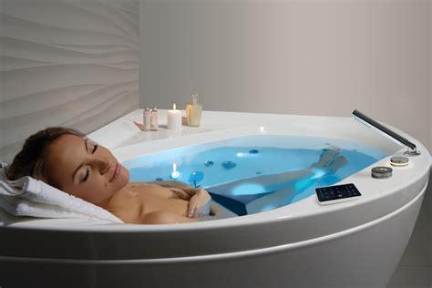 tub usa aquatica hydrorelax jetted corner bathtub