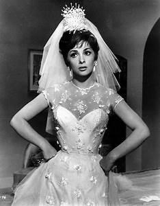 gina lollobrigida come september wedding dress golden With september wedding dresses