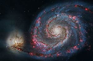 Astronomy Picture of the Day -- M51: X-Rays from the Whirlpool