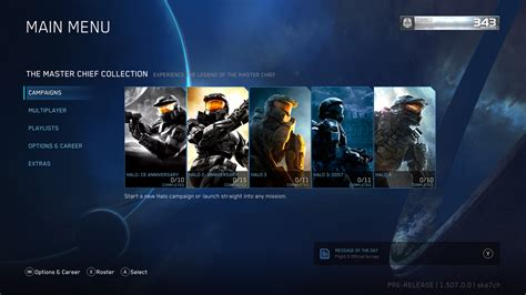 halo master chief collection 4k hdr update is out it is absolutely