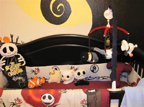 Nightmare Before Baby Room Decor by Nightmare Before Baby Room Decorating
