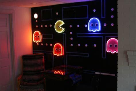 Pac Man Wall Daves Classic Arcade Retrogaming