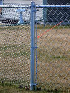 Chain Link Fence Tension Bars  For 4 Foot High Chain Link