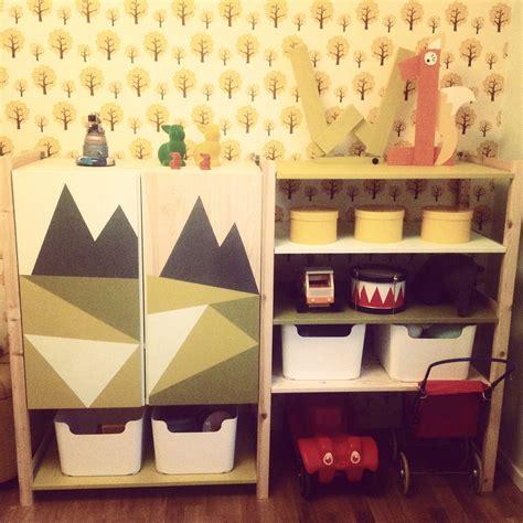 Kinderzimmer Deko Fahrzeuge by Niedrige Ikea Kombination Regalbretter Weglassen Um Platz