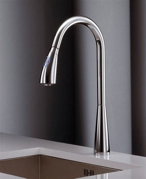 modern kitchen faucets  minimalist  pure design   daring combinations