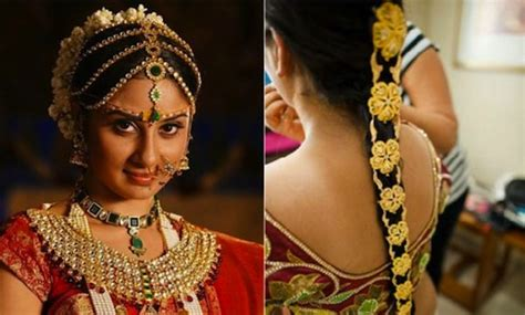Inspiring 15 Indian Bridal Hairstyles