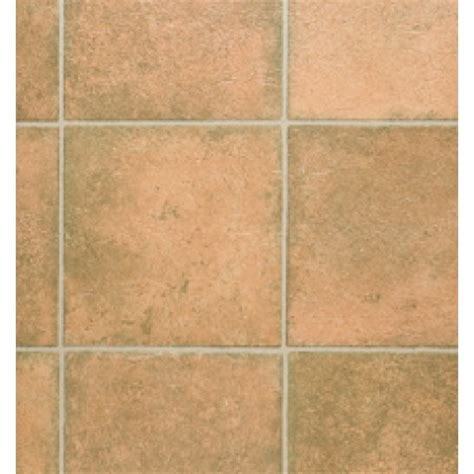 vinyl flooring quarry tile effect quarry tile
