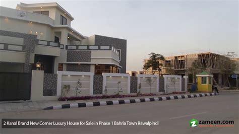 kanal brand  corner luxury house   rent