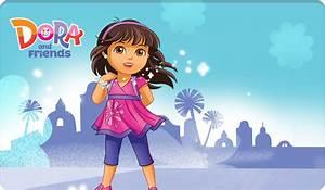"""NickALive!: Nick Jr. UK Debuts Official """"Dora and Friends ..."""