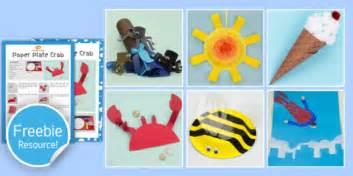 Summer Holiday Craft Activity Pack  Summer, Holiday, Craft